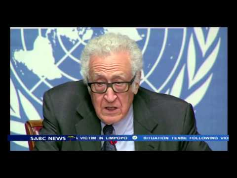UN frustrated by aid to Syria delay