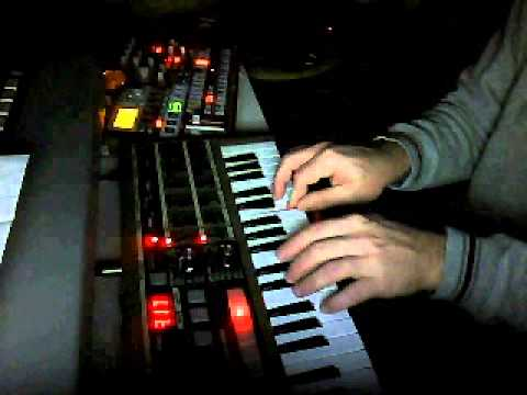 MicroKorg - ESX-1:  Number Two