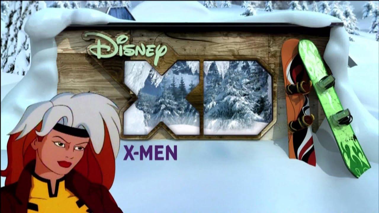 Disney Xd Montage : X men disney xd winter bumpers youtube