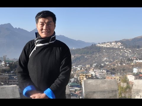 Sikyong Visits North East India