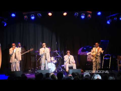 The Blind Boys of Alabama - Interview & Concert - JazzAscona, June 26th 2013