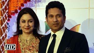 Anjali Tendulkar reacts on her husband's insult