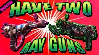 Glitch Tutorial: 2 RAY GUNS Buried Glitch / Die Rise