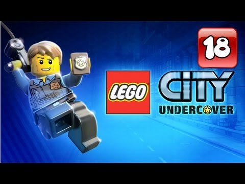 LEGO: City Undercover - The Sewers - Part 18
