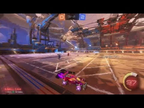 Ya I got skills, what you going to do about it?    [Rocket League highlights]