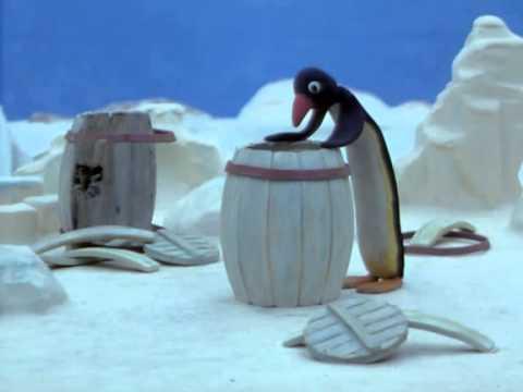Pingu #12 - Opatrovateľ
