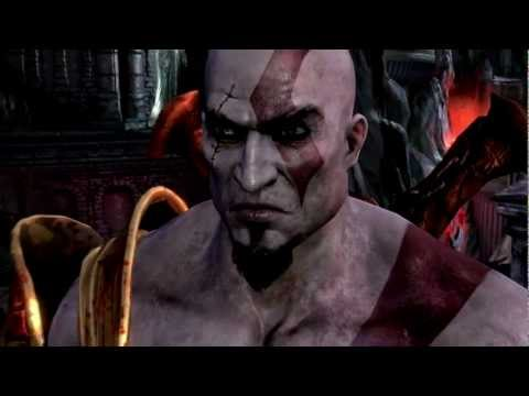 God of War 3 Катсцены 720p HD Part 1