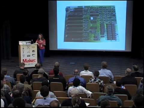 MAKE Hardware Innovation Workshop Part 10: Ayah Bdeir