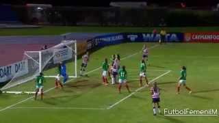 Final: México Vs Estados Unidos Premundial Femenil Sub-20