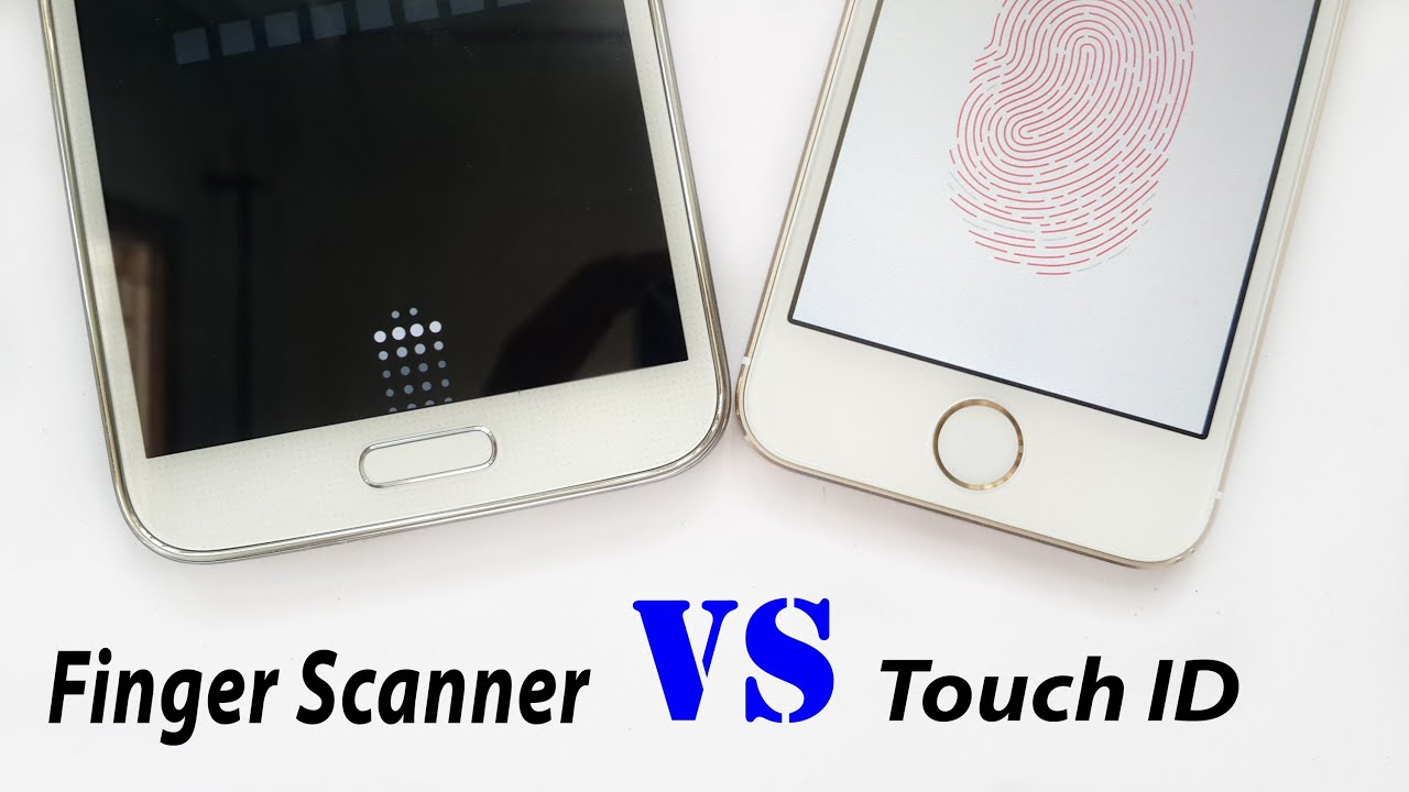 Iphone 5s vs iphone 6 touch id