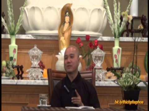 Nữ Cư Sĩ Trong Giáo Pháp 19 (hết) - Thầy. Thích Pháp Hòa (Aug.30, 2014)