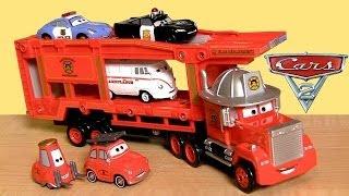 Mack Truck Hauler Tomica Rescue-Go-Go Takara Tomy