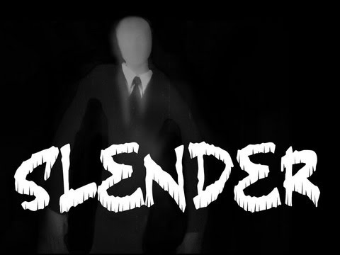 Slender Man! DON'T LOOK OR IT TAKES YOU - SCARY