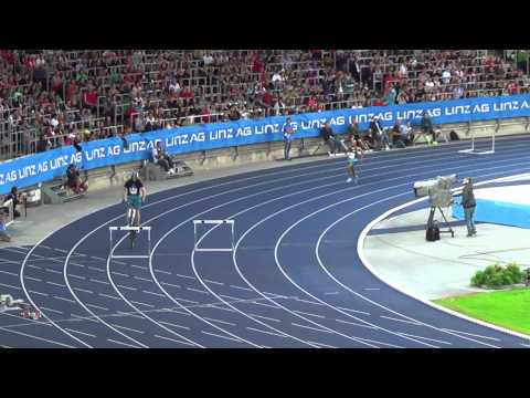 Felix Sanchez Raced a Bike - Gugl Games 400H