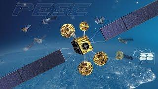 Entre os projetos da FAB está o Programa Estratégico de Sistemas Espaciais (PESE), que prevê desde a implantação de uma constelação de satélites para atender a diversas demandas da nação brasileira até a infraestrutura de controle e de operação.