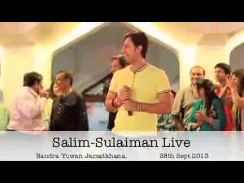Salim Sulaiman Live at Bandra Yuwan Jamatkhana