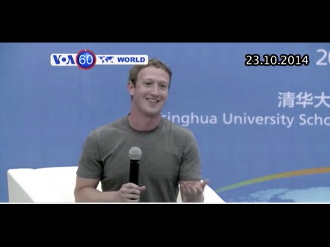 Ông chủ Facebook nói chuyện với sinh viên TQ bằng tiếng Quan thoại