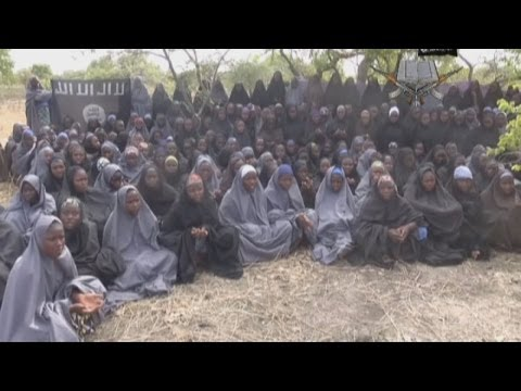 Nigerian authorities 'know where missing girls are'
