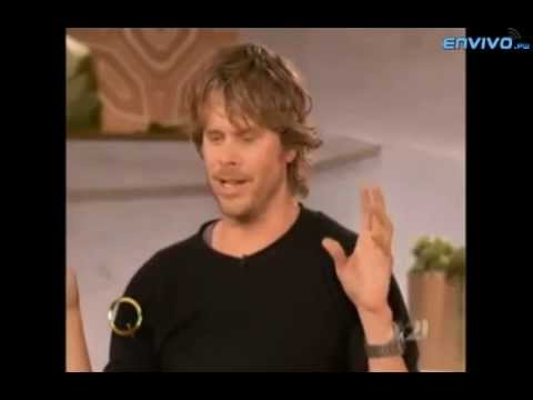 Eric Christian Olsen on Queen Latifah Show (3/25/2014)