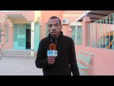 """جمعية النخيل بتمردولت تحتفي بالزجال عمر حمداوي """"فيديو"""""""