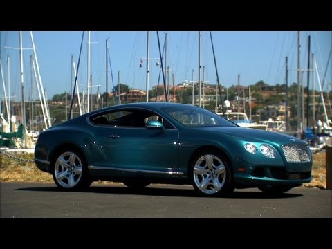 2012 Bentley Continental GT - Car Tech, http://cartech.cnet.com Bentley insists nothing succeeds like excess.