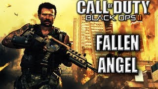 """Black Ops 2 Veteran Campaign Walkthrough Mission 5 """"Fallen Angel"""" Live Commentary Xbox 360"""