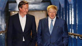 بوريس جونسون الأوفر حظا لخلافة كامرون في بريطانيا |