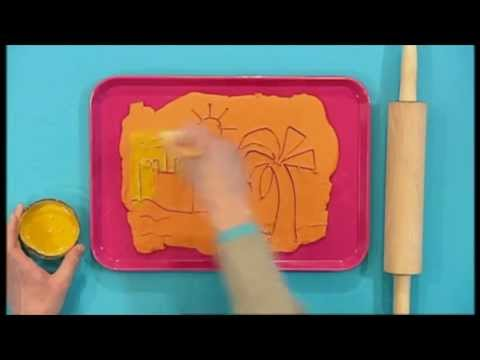 Mister Maker | Plasticine Etching Picture