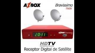 Nova Atualização AZbox Bravíssimo Twin25/08/2014