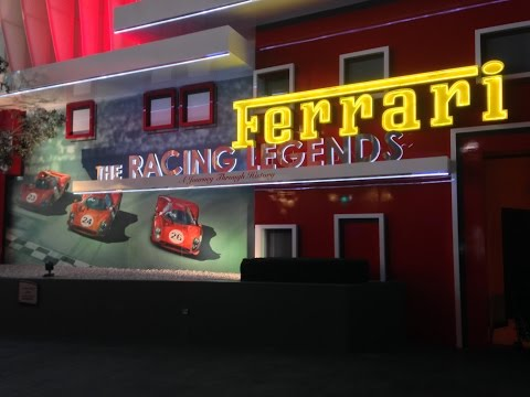 Ferrari Racing Legends - Ferrari World Abu Dhabi (1080p FullHD)