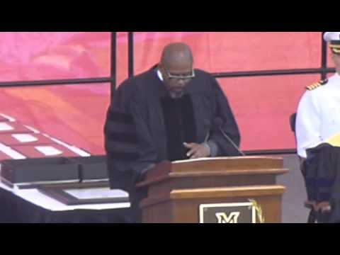 Forest Whitaker Keynote Speaker - Miami University Class Of 2014 Graduation 5-17-14, Oxford, Ohio