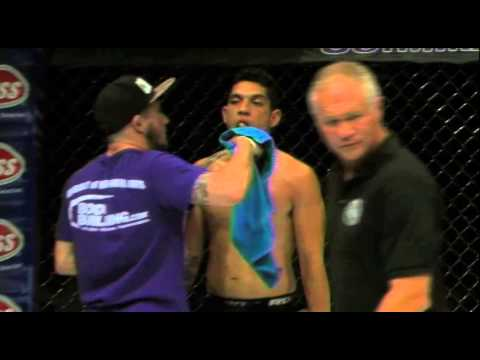 Sergio Perez vs. Tony Ahumada (University of MMA: Fight Night 7, 6/1/14, Los Angeles, CA)