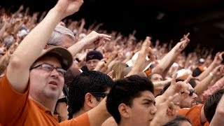 Texas Longhorns 2014 Spring Game sights and sounds [April 20, 2014]
