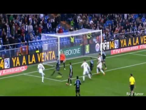 Real Madrid vs Celta Vigo 3-0  2014