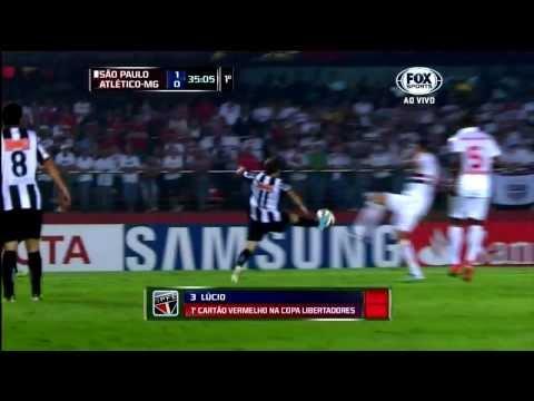 Jogo completo - Atlético MG 2x0 Newell's Old Boys - Semifinal Jogo de