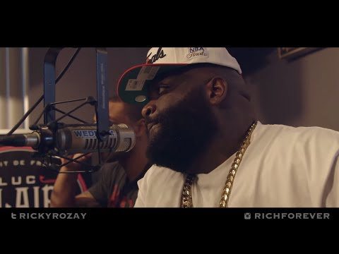 Rick Ross addresses Detroit show on 99 Jamz