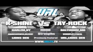 SMACK/ URL Presents K-SHINE vs TAY ROC