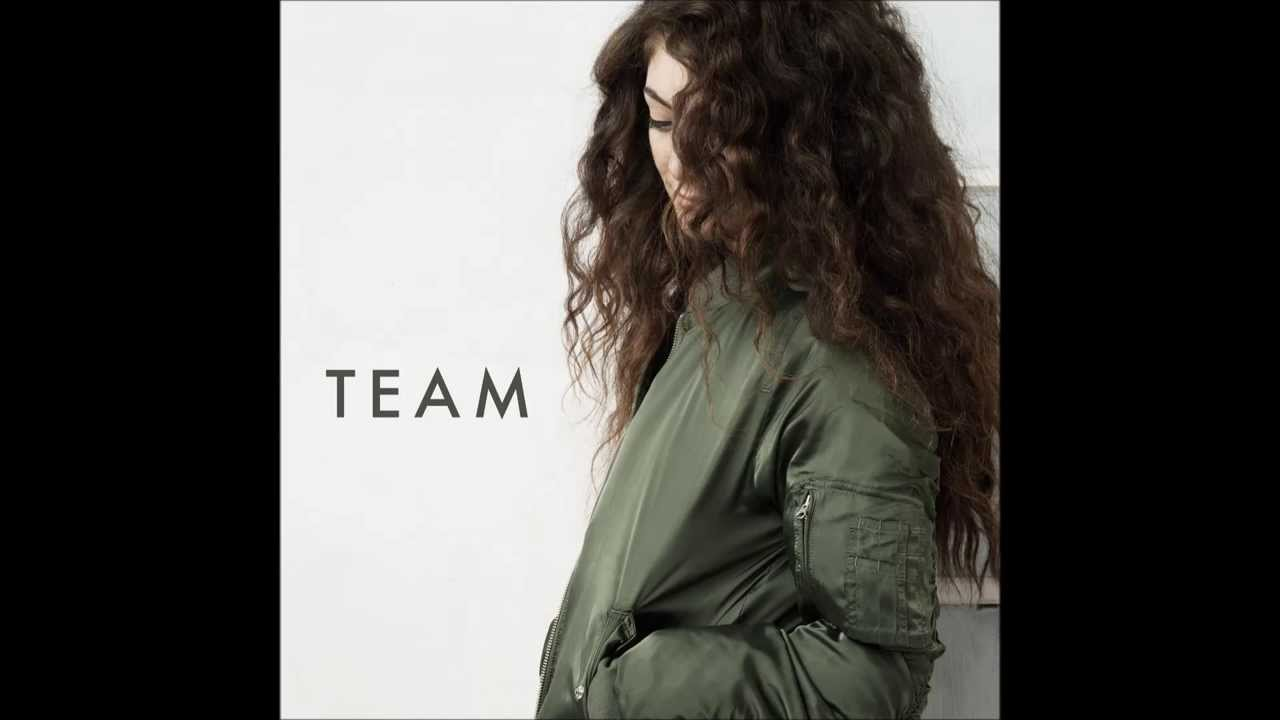 Team Lorde | Quote