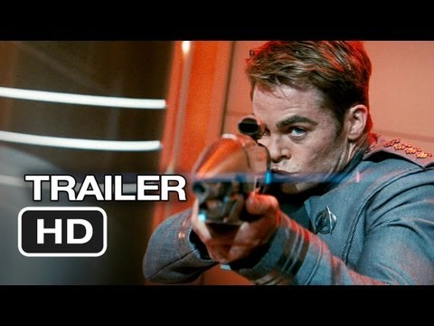 Star Trek Into Darkness (NEW) Official Trailer (2013) - JJ Abrams Movie HD -4g2gRpp4poU