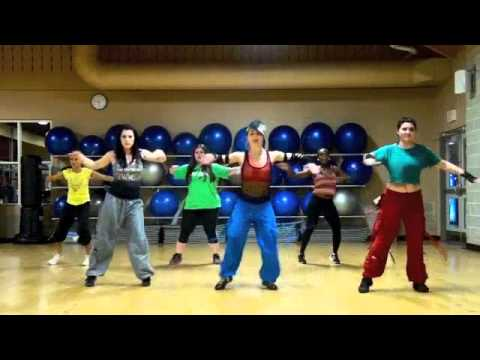 Zumba class with Yana Canada - Mambo Merengue Bacalao