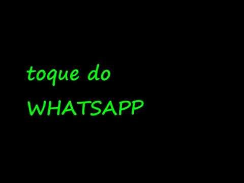 Toque do WHATSAPP
