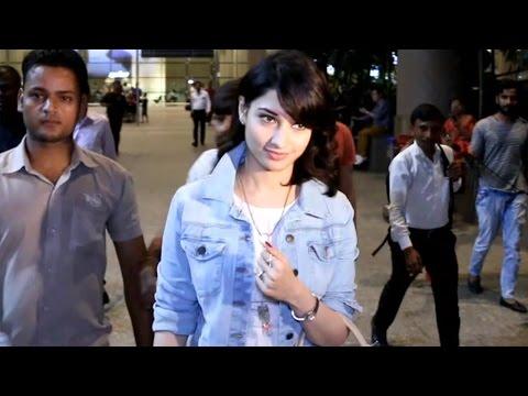Tamanna Bhatia Spotted At Mumbai Airport