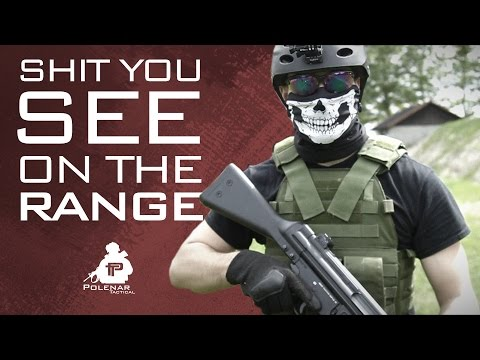 Shit You See on the Range | Polenar Tactical