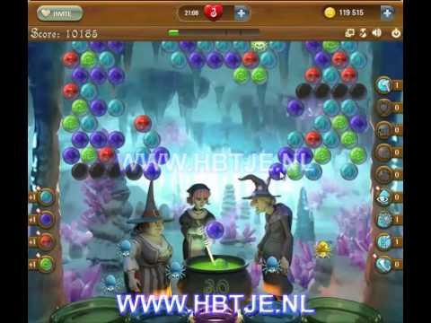 Bubble Witch Saga level 90