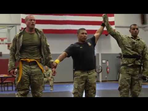 U.S. Army Best Warrior Competition 2017 at Fort Jackson