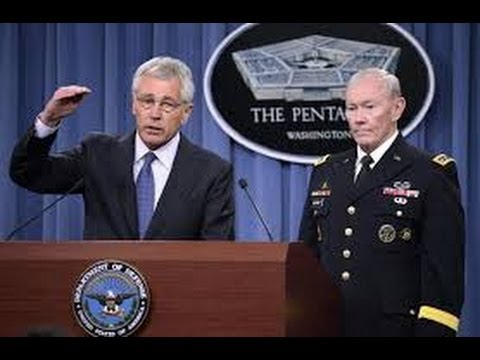 Chuck Hagel Plans to Scale Back Military - Is this a Good Plan?