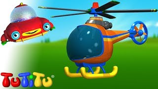 TuTiTu Helicopter YouTube