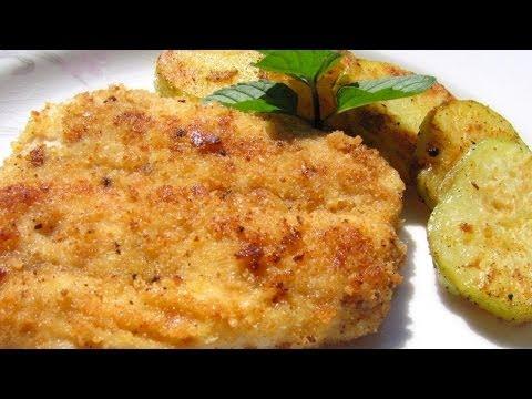Receta de pescado empanizado / Breaded fish recipe