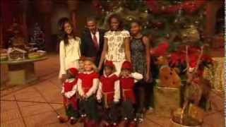 """Obama, First Family Attends Annual """"Christmas In Washington"""" Concert"""