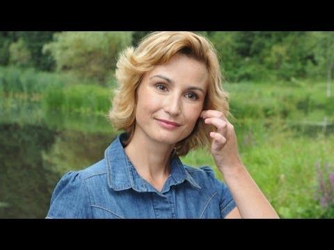"""Joanna Brodzik o najnowszej serii """"Życia nad rozlewiskiem"""""""